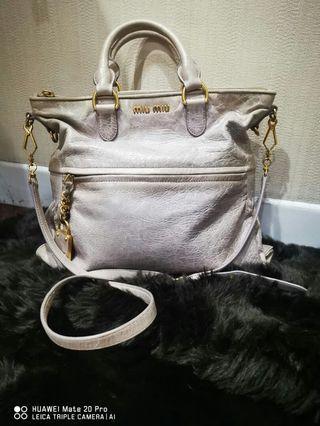 Miu Miu Sling Bag Authentic
