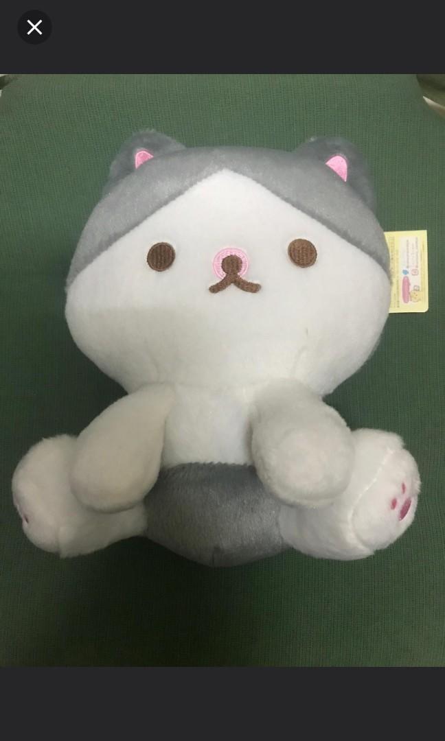 貓貓毛公仔