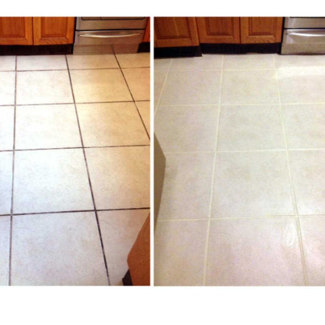Handover Cleaning Acid Wash Floor Toliet Walls N Tiles