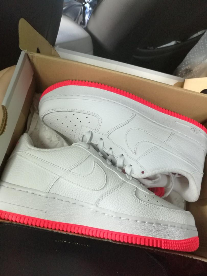 AIR FORCE 1 (neon pink), Women's