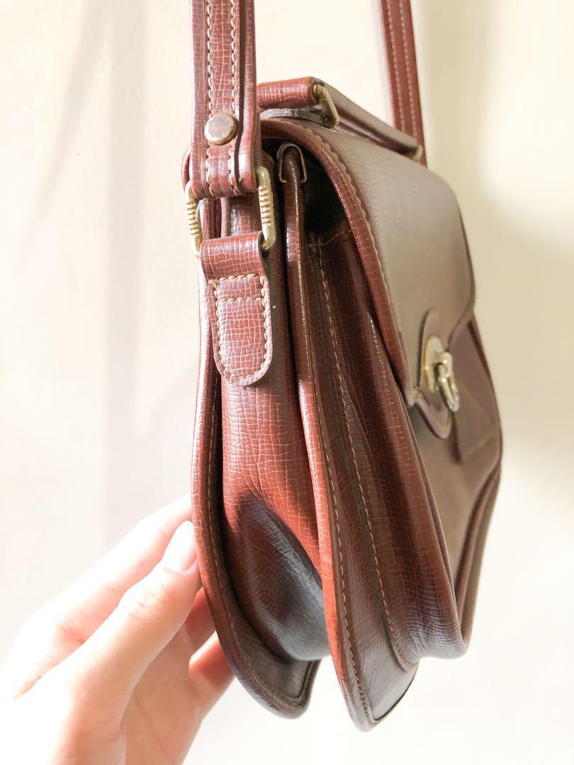 Beoni Italy Vintage Bag