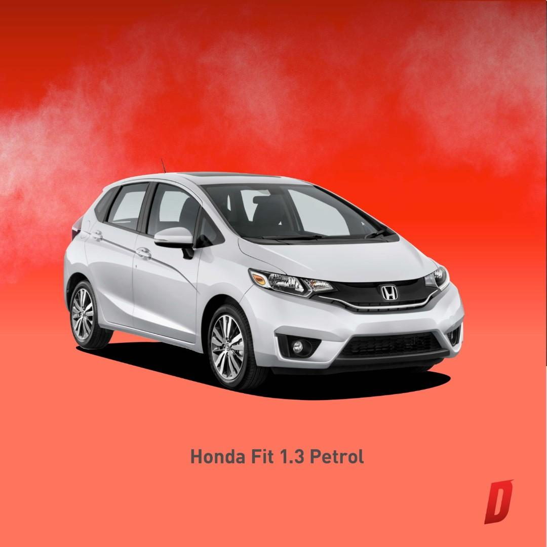 👍Brand new Honda Fit 1.3L Coming👍
