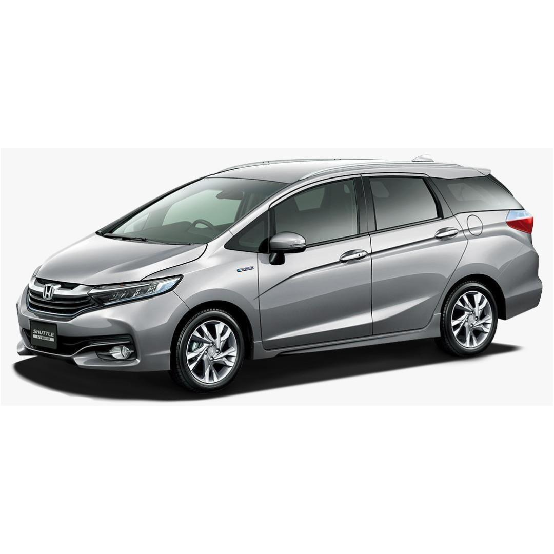 Brand New Honda Shuttle Hybrid - Private Hire / Grab Use