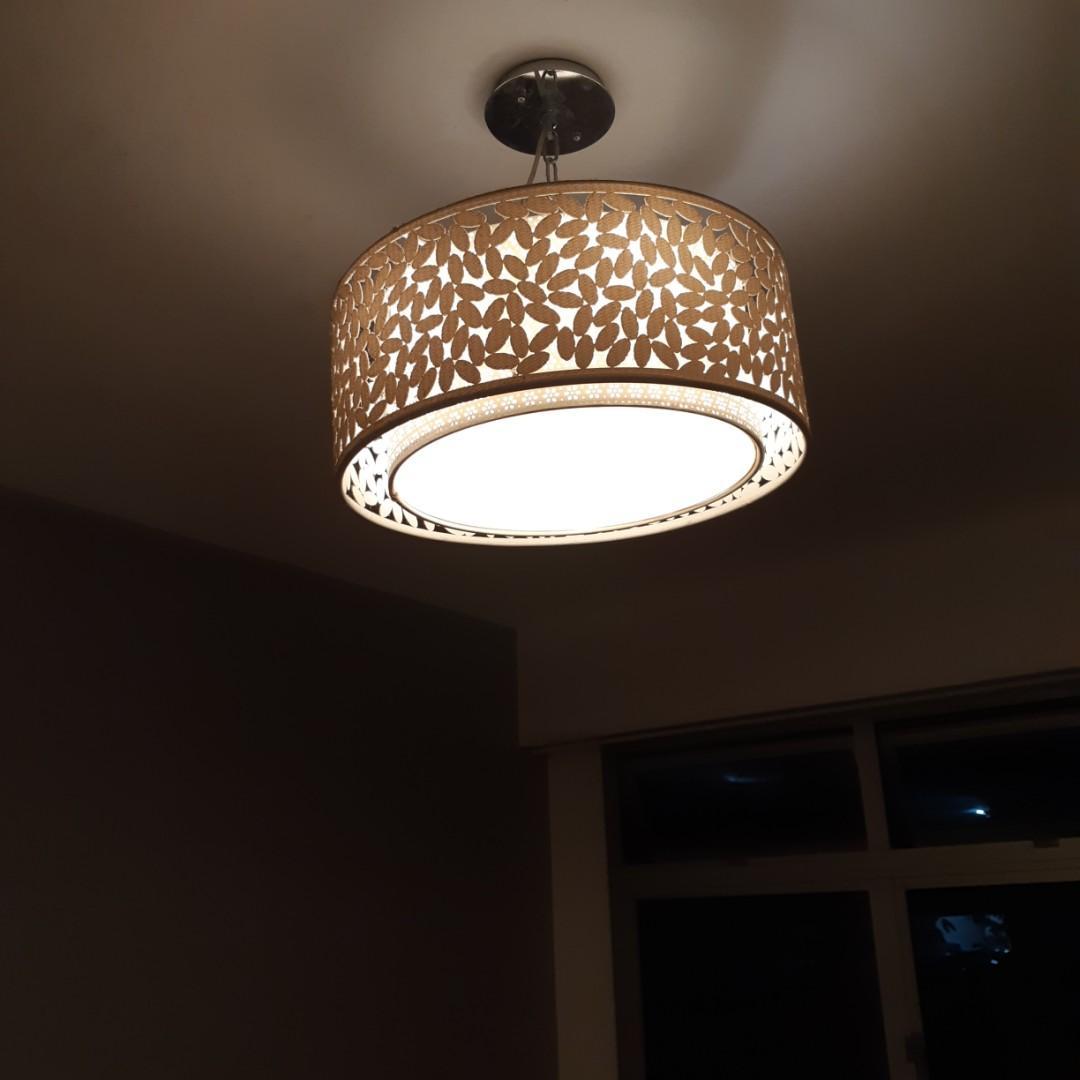 ONLY $15!! Ceiling Light LED