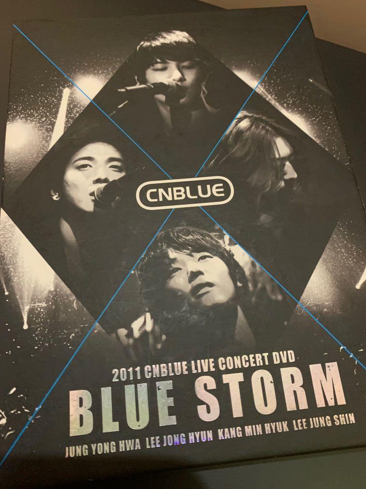 CNblue 2011 concert Blue Storm
