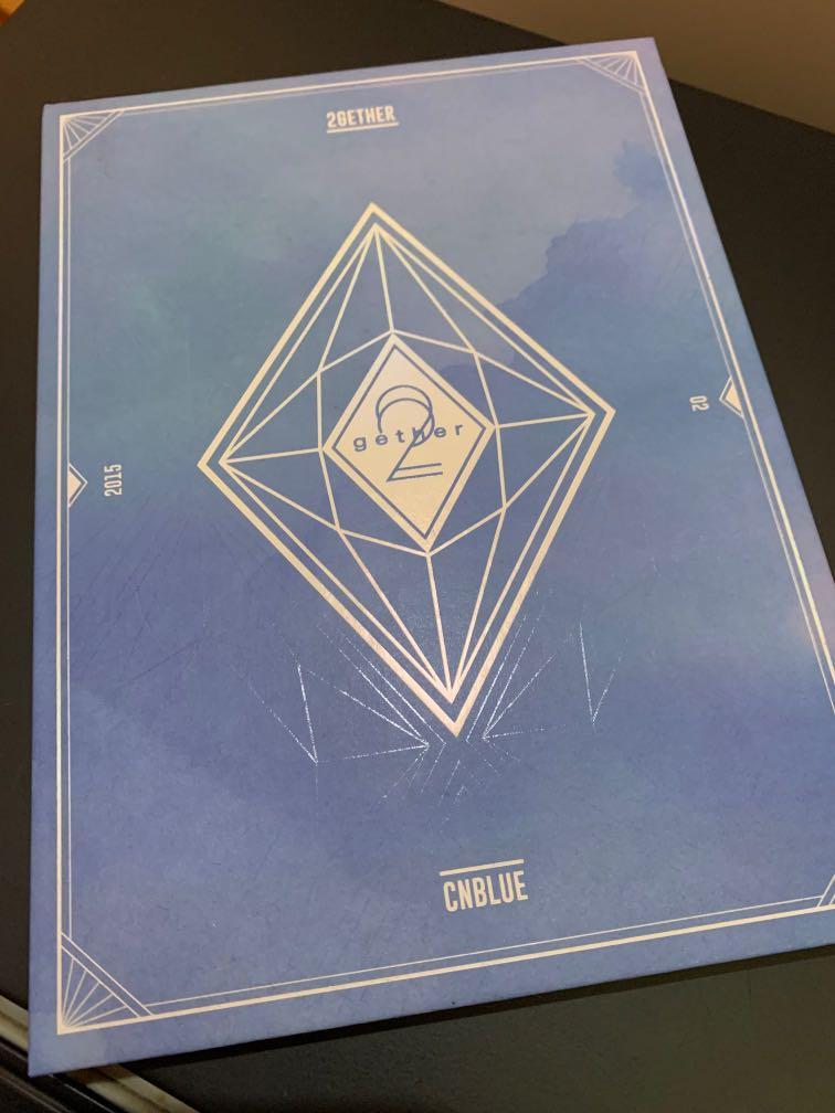 CNBLUE 2 gether cn blue