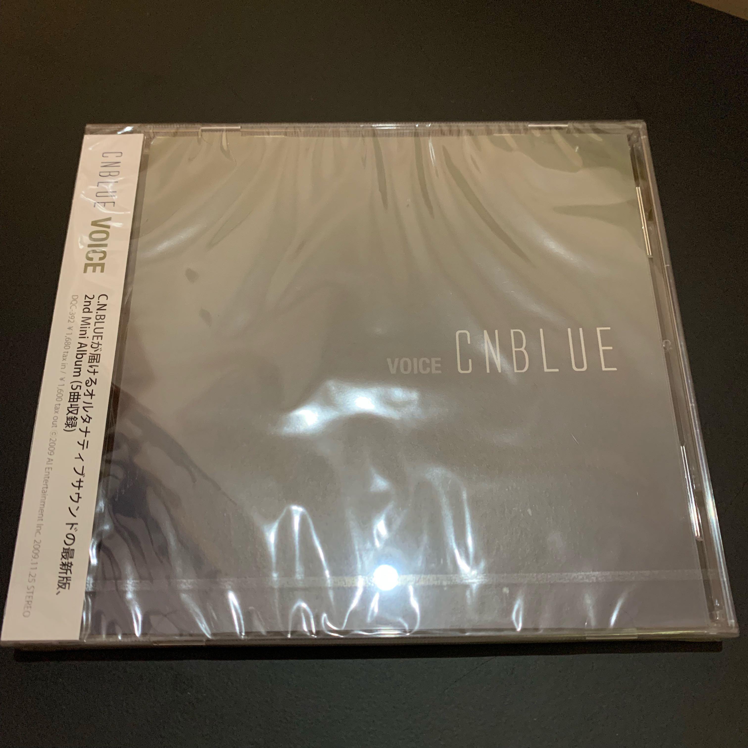 CNblue Voice cn blue