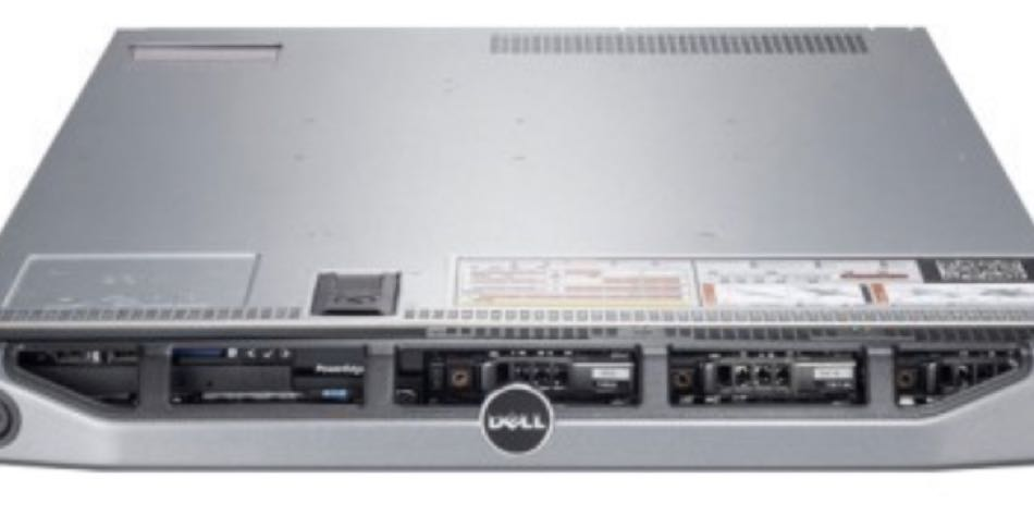 Dell Poweredge R610 high specs