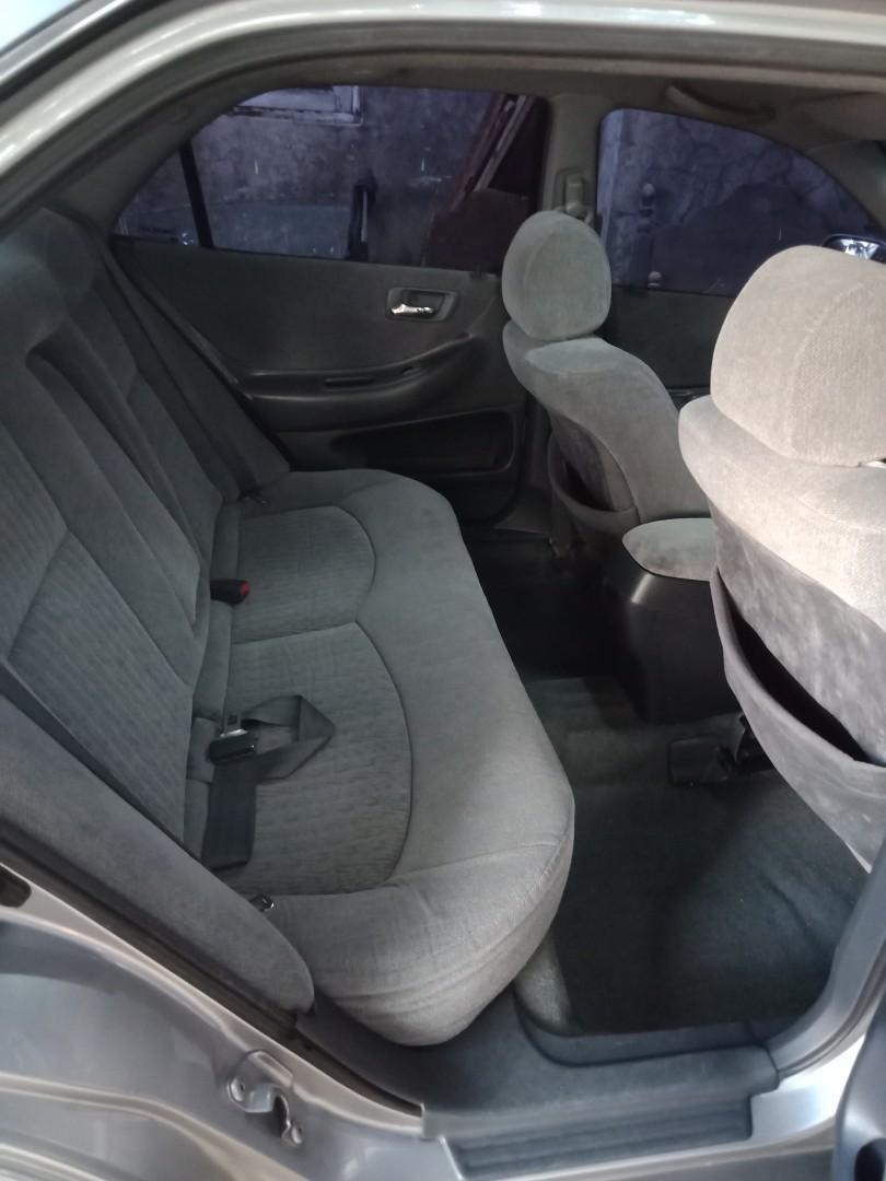 Honda Accord S 86 AT vti-l th 2000 pajak panjang siap pakai no PR