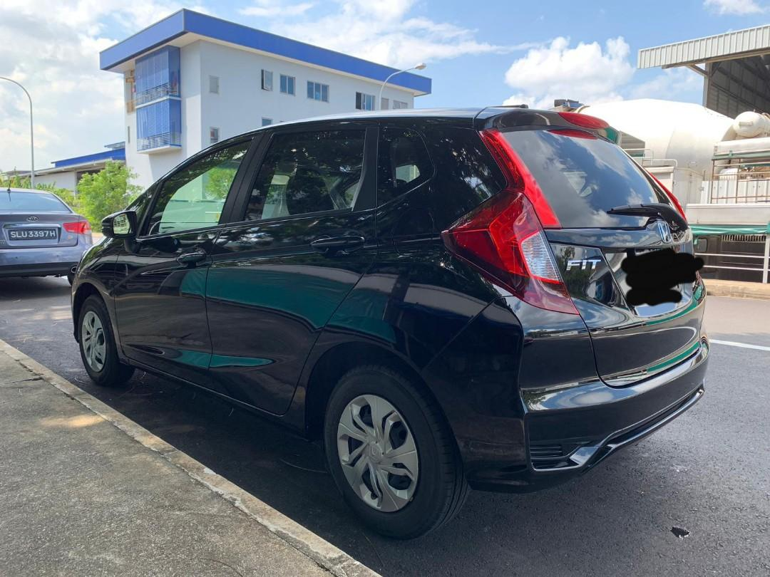 Honda Fit 2019 Model