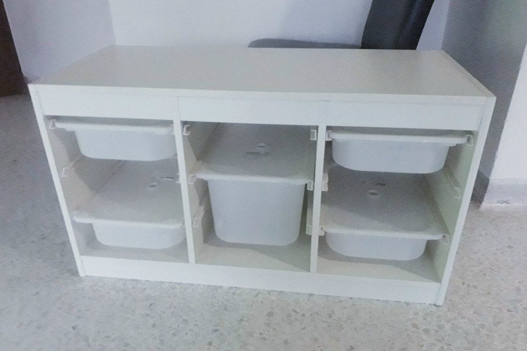 Ikea Trofast Toy Storage Wo Boxes