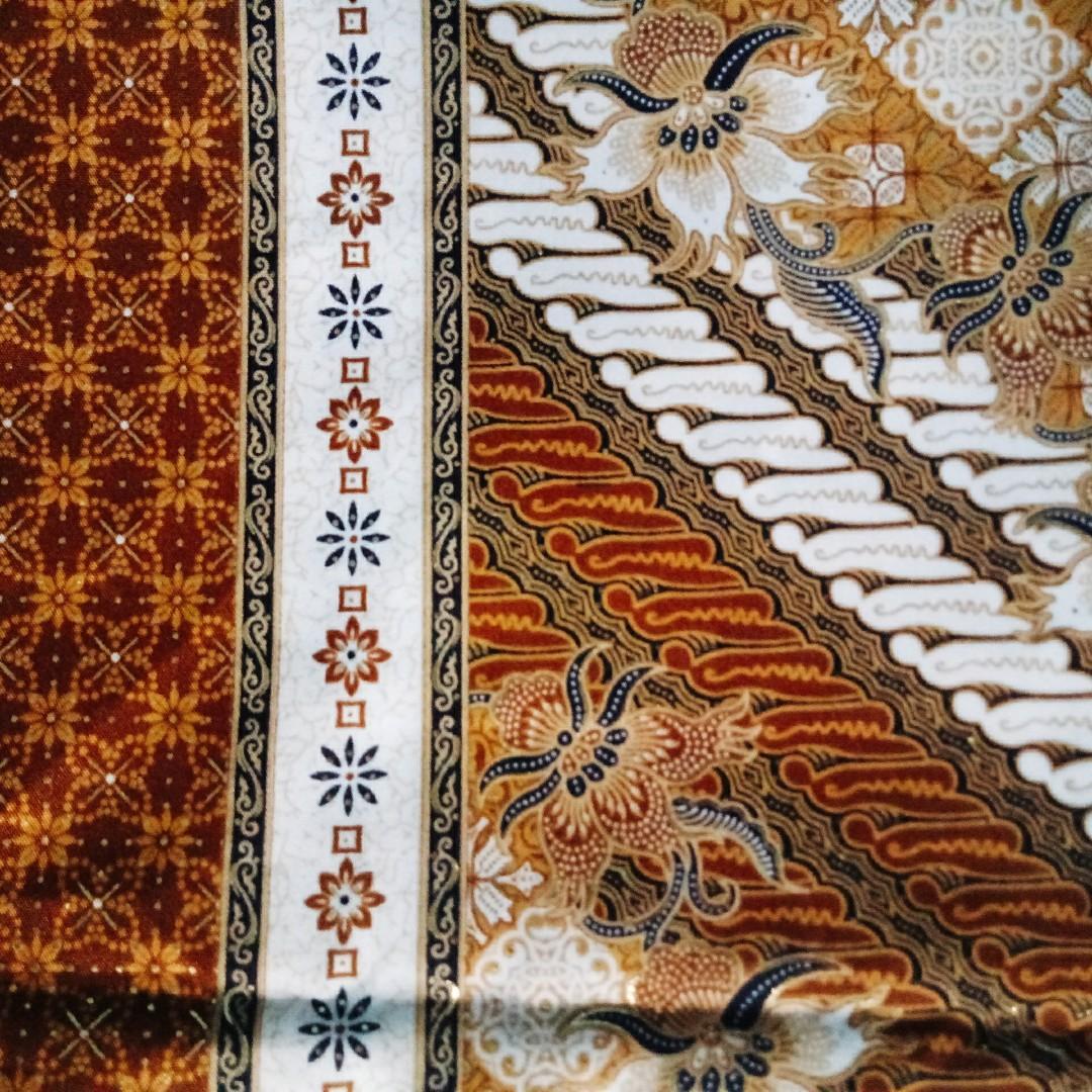 Kain Batik Kincir Mas