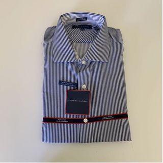 Men's Tommy Hilfiger Dress Shirts Size XL