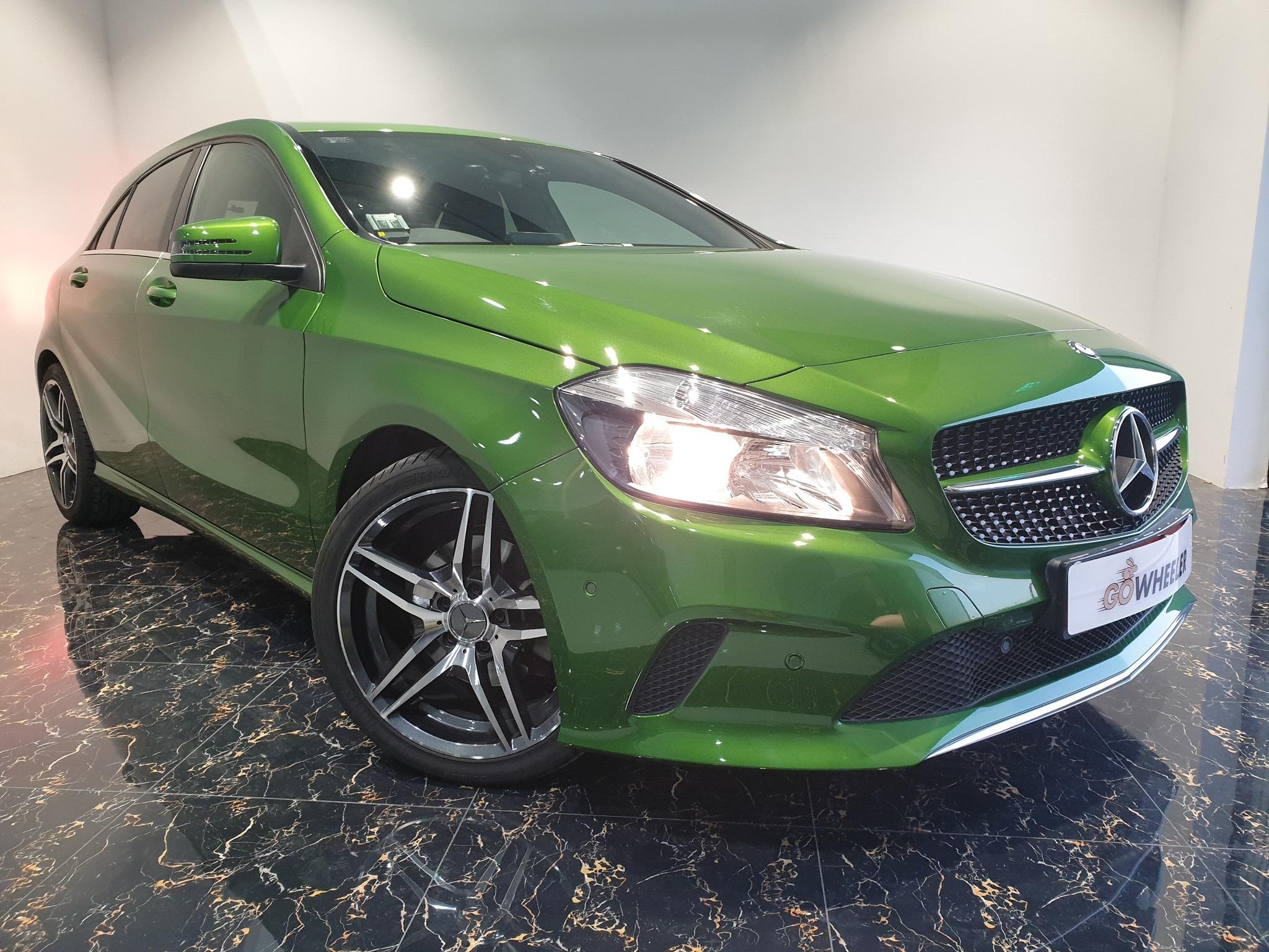 Mercedes Benz A180 Facelift Style (R17 HLG) (Revised OPC)