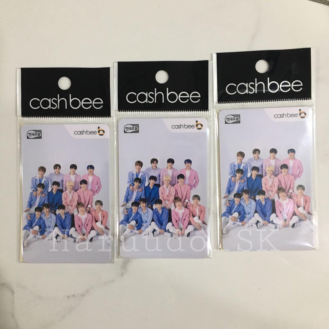[OFFER] Seventeen Cashbee Card