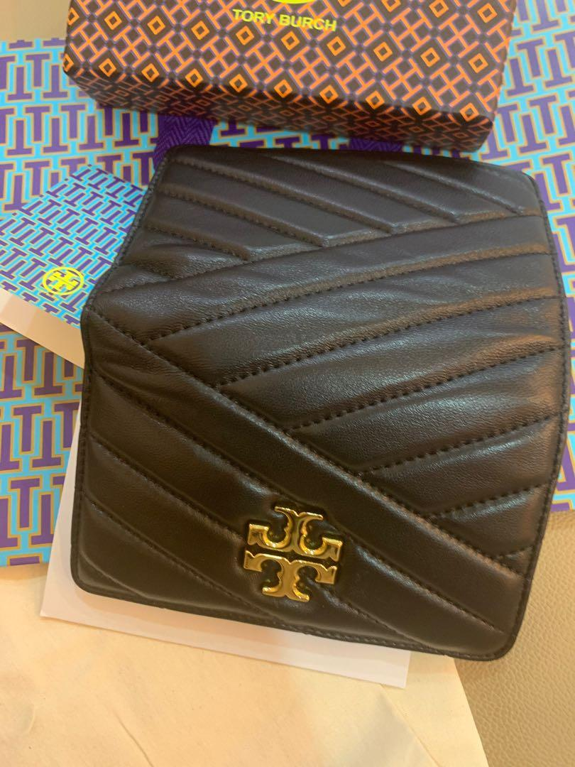 Ready Stock Authentic Tory Burch Fleming medium wallet