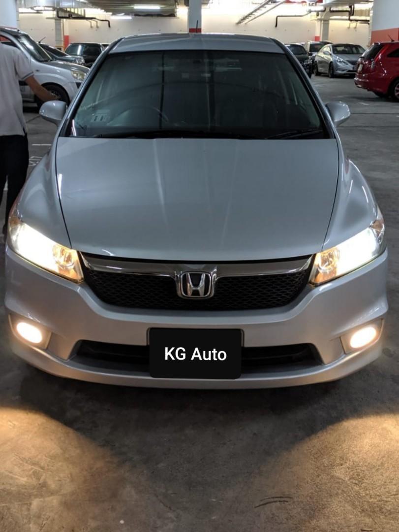Reliable rental! Honda Stream 1.8A RSZ (Personal / GRAB / Gojek)