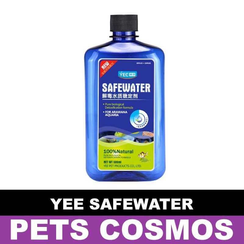 Safewater REMOVE CHLORINE from Aquarium Tank
