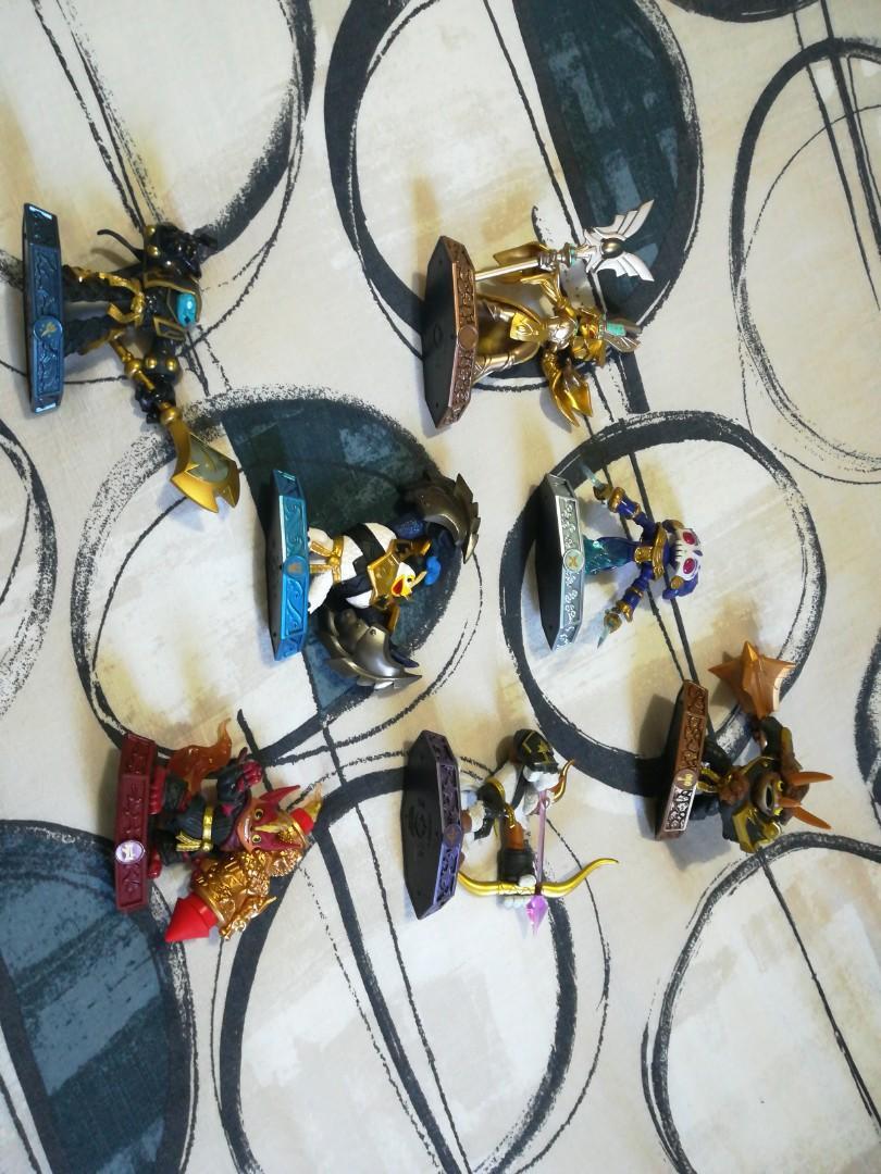 Skylanders Imaginators Figures