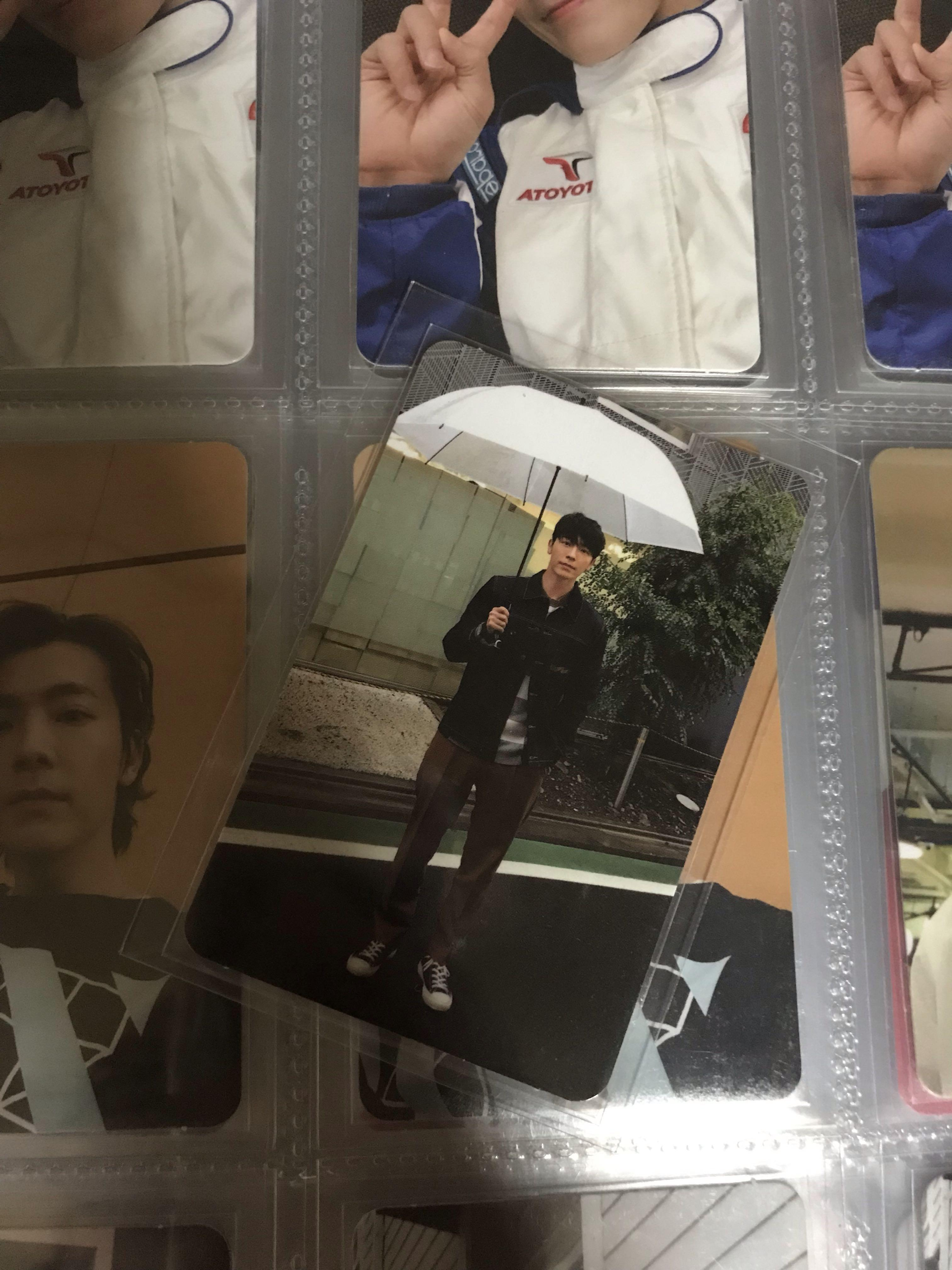 Super Junior 8th Repackage Album REPLAY Special Edition Donghae Photocard Only (Limited Edition)