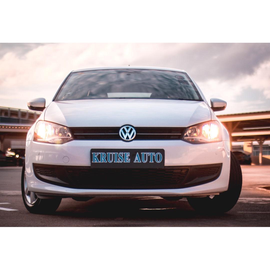 Volkswagen Polo 1.4A