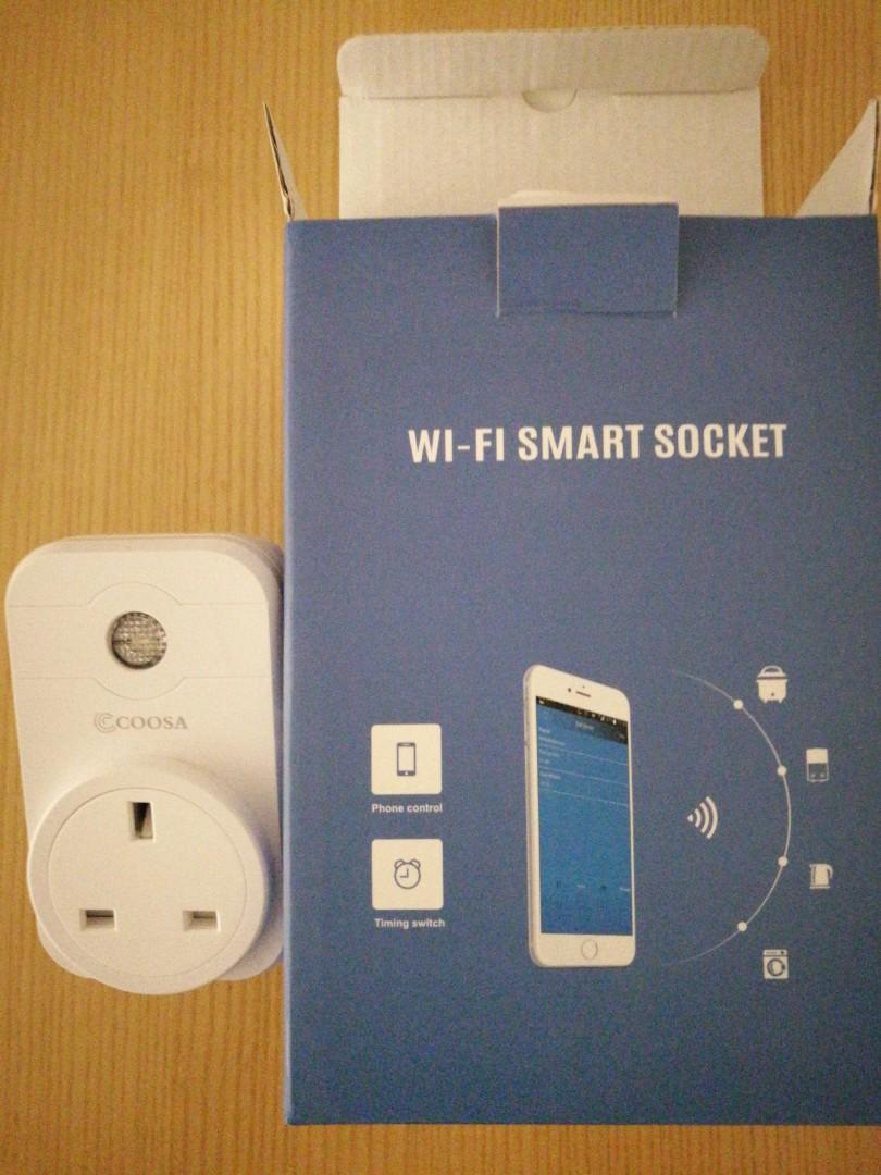Wifi Smart Plug, Electronics, Others on Carousell