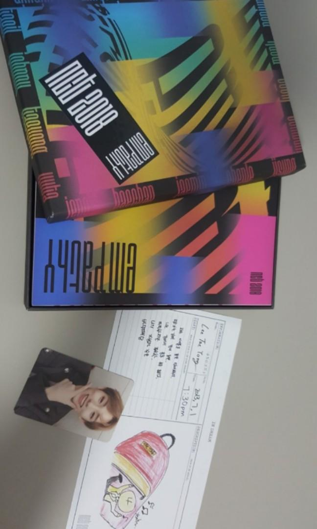 wts nct empathy 2018 album (dream version), Entertainment, K