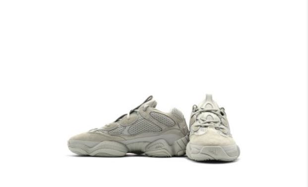 hot sale online e5ec2 128a6 Yeezy 500 Salt (BNIB, Authentic StockX-verified)
