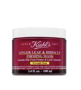 🚚 Kiehl's Ginger Leaf & Hibiscus Firming Mask 100ml