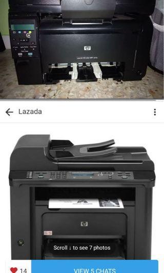🚚 Laser Printer