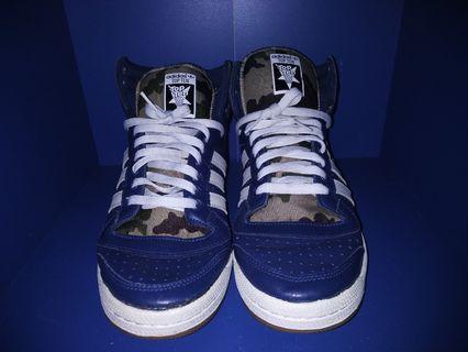 Sepatu Adidas Top Ten Hi Dark Slate Chalk