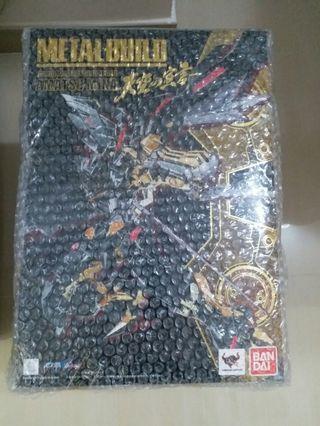 全新未拆 行版 Metal Build Gundam Astray Gold Frame 天空之宣言