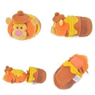 【日本代購】Disney Store Tigger 跳跳虎 蜜糖樽造型 Tsum Tsum 公仔
