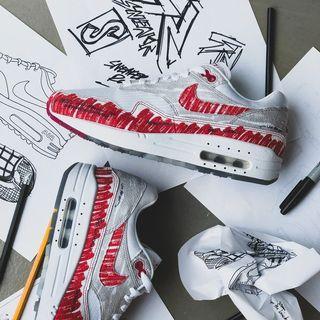 Nike Air Max 1* Sketch