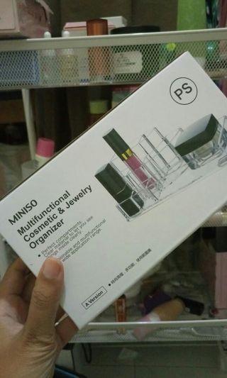 Minisoo makeup organizer