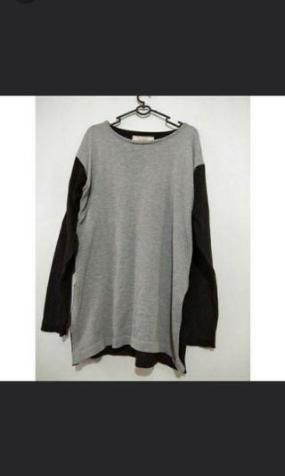 Knit Cosmic Girl Grey Black