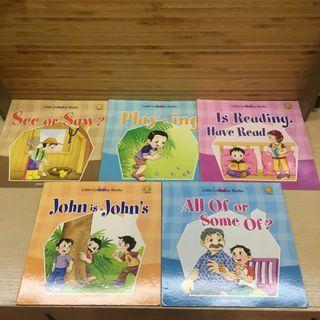 Little Grammar Books 連 CD