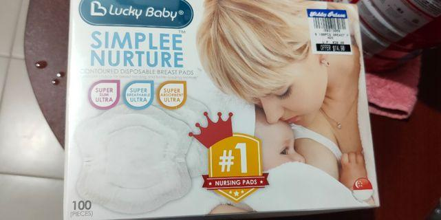 🚚 Lucky Baby Disposable Breast Pads