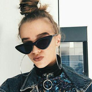 Women cat eye sunglasses