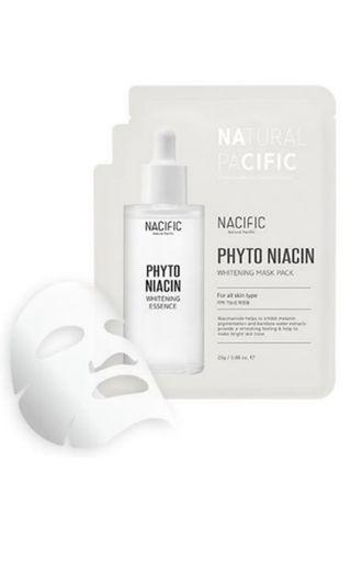 Phyto Niacin Whitening Essence Mask