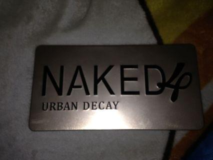 Eyeshadow Naked