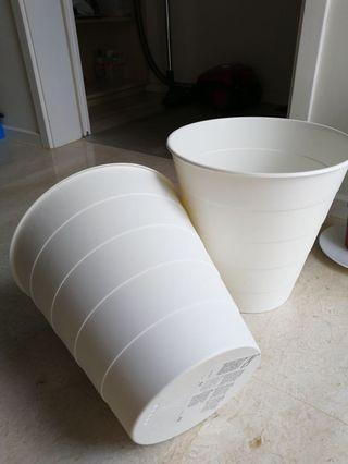 🚚 IKEA buckets/bins