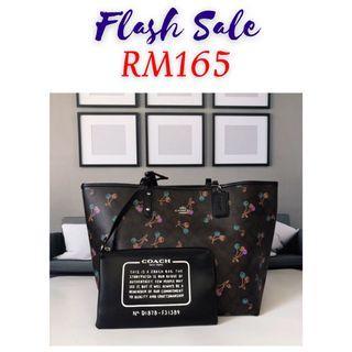 Coach tote bag premium quality
