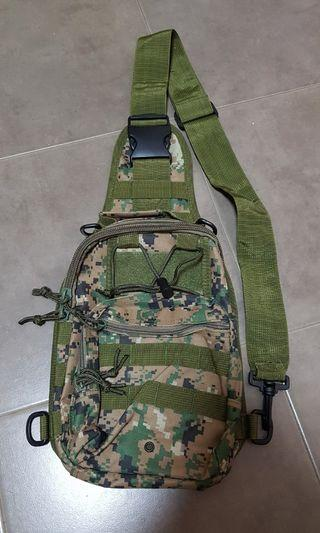 Military Army Style Sling Bag
