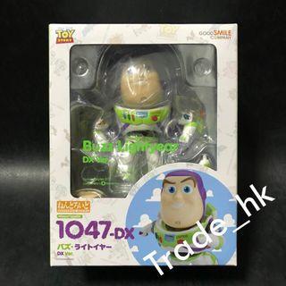19年7月新貨!全新未開封 日版 No.1047-DX 黏土人 Goodsmile Nendoroid 巴斯光年 Buzz 反斗奇兵 Toy Story 迪士尼 Disney