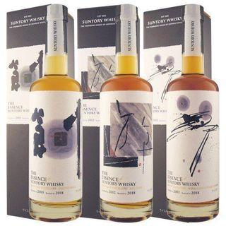 The Essence of Suntory Whisky 【with box】