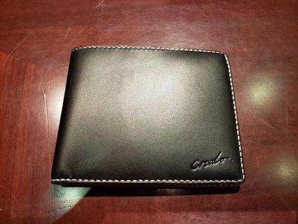 Credo Leather Men Wallet 皮男裝銀包 全新 brand new