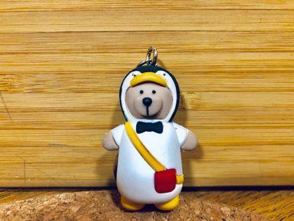 🚚 Penguin Keychain