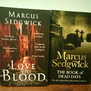 2 Horror Books