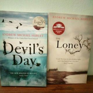 2 Horror Books By Andrew Michael Hurley
